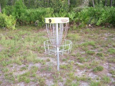 University of Central Florida, Main course, Hole 9 Putt