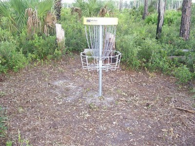 University of Central Florida, Main course, Hole 3 Putt