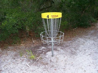 University of Central Florida, Main course, Hole 4 Putt
