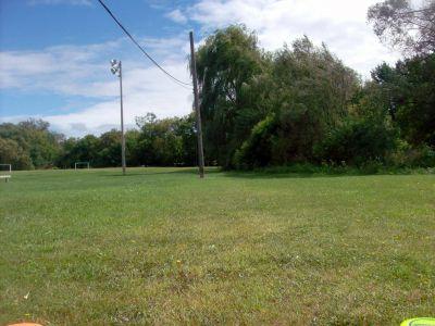 Cedarvale Park, Main course, Hole 9 Tee pad