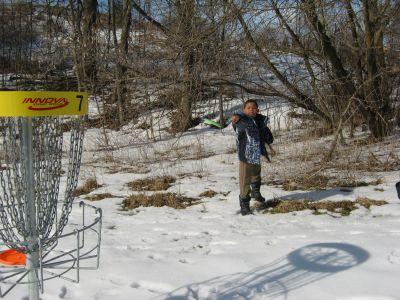 Cedarvale Park, Main course, Hole 7 Putt
