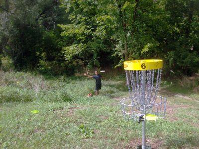 Cedarvale Park, Main course, Hole 6 Putt