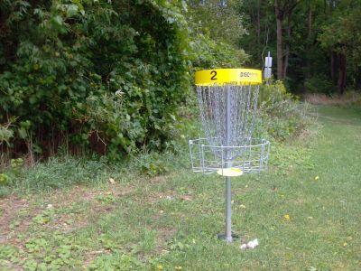 Cedarvale Park, Main course, Hole 2 Putt