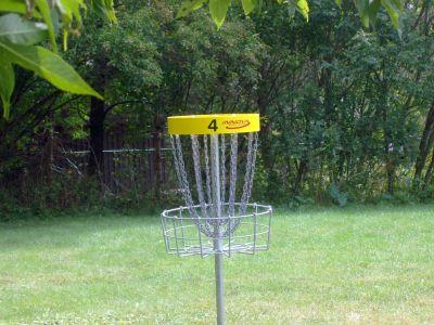 Cedarvale Park, Main course, Hole 4 Putt
