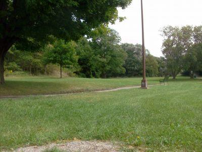 Cedarvale Park, Main course, Hole 2 Tee pad