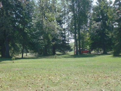 Birch Point Park, Main course, Hole 16 Midrange approach