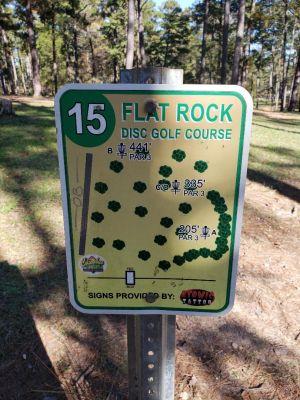 Flatrock Park, Main course, Hole 15