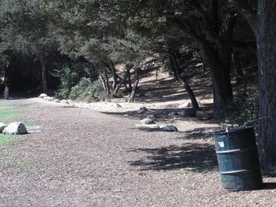 Oak Grove (Hahamongna Park), Main course, Hole 3 Putt