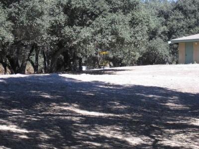 Oak Grove (Hahamongna Park), Main course, Hole 18 Putt