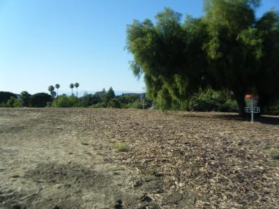 Thousand Oaks Community Center, Rabbit Flats, Hole 3 Long approach