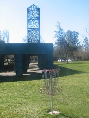 Lucchesi Park, Main course, Hole 3