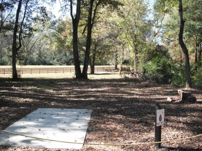 Indian Creek, Main course, Hole 7 Short tee pad