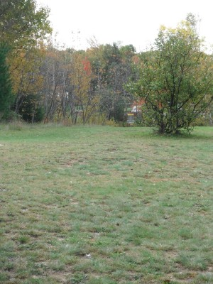 Cadyville Recreation Park, Cadyville DGC, Hole 5 Long approach