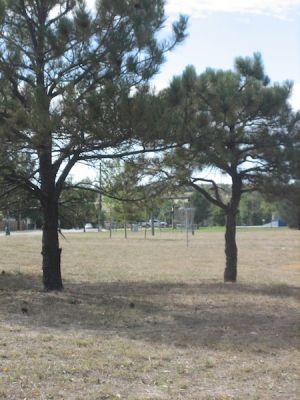 West Park, West Park, Hole 8 Midrange approach