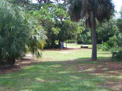Maximo Park, Main course, Hole 1 Midrange approach