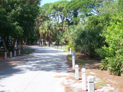 Maximo Park, Main course, Hole 3 Long approach
