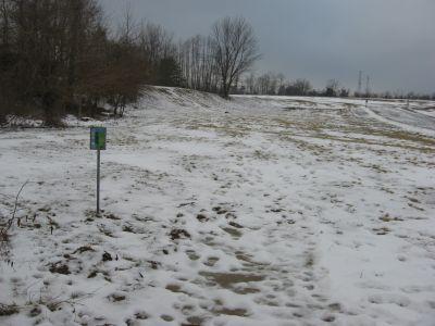 Garry Cavan Park, Seviren Lang DGC, Hole 5 Long tee pad