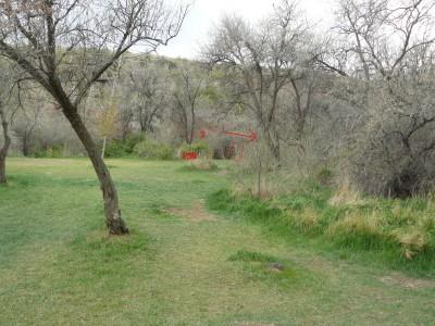 Rock Creek, Winter course, Hole 3
