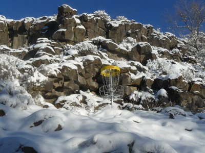 Rock Creek, Winter course, Hole 12