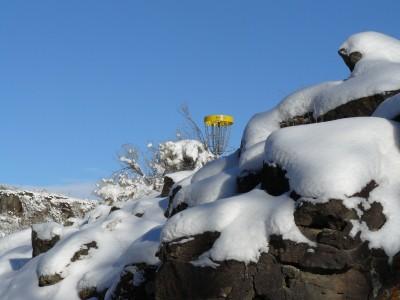 Rock Creek, Winter course, Hole 2