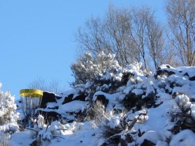 Rock Creek, Winter course, Hole 17