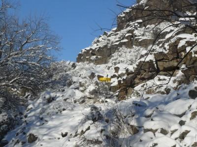 Rock Creek, Winter course, Hole 12