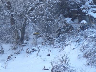 Rock Creek, Winter course, Hole 13