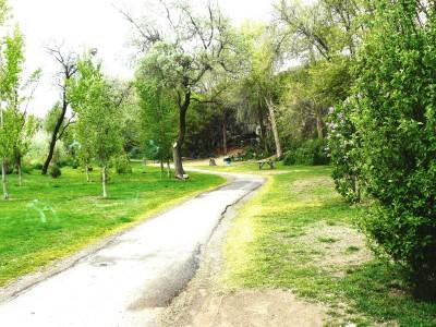 Rock Creek, Winter course, Hole 11