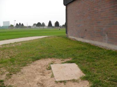 O'Leary Junior High School, Main course, Hole 6 Tee pad