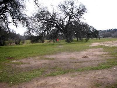 Rocklin Disc Golf Course, Main course, Hole 3 Tee pad