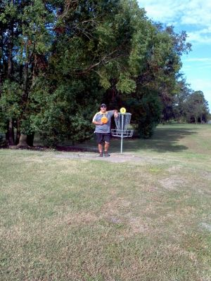 City Park, Main course, Hole 5