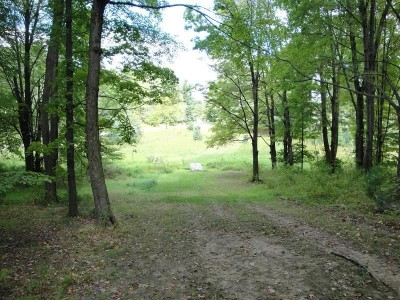 Pymatuning State Park, Main course, Hole 13 Long approach