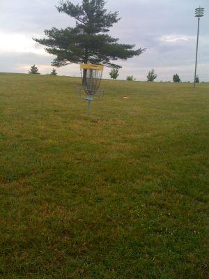 Saline Rec Center, Main course, Hole 1 Putt