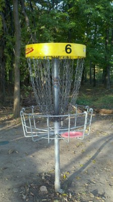 Air Zoo, Main course, Hole 6 Putt