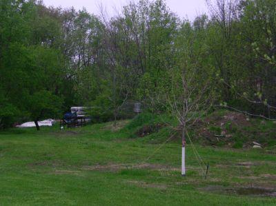 Burchfield Park, Devil's Den, Hole 14 Midrange approach