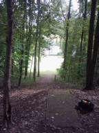 Camp Sankanac, Main course, Hole 4 Tee pad