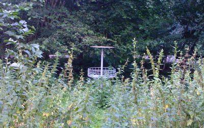 Sloterpark, Main course, Hole 13 Putt