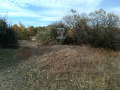 The Outback, Main course, Hole 2 Putt