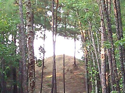 Tatum Park, Tatum Trails DGC, Hole 7 Tee pad