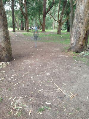 Golden Gate Park, Main course, Hole 6 Reverse (back up the fairway)