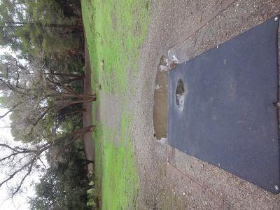Parque De La Raza, Main course, Hole 3 Tee pad