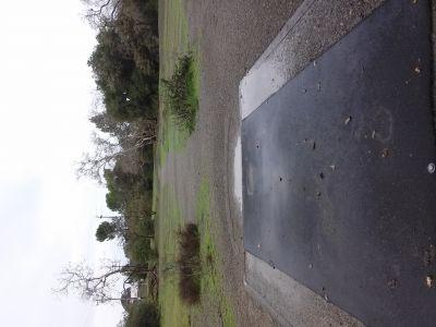 Parque De La Raza, Main course, Hole 7 Tee pad