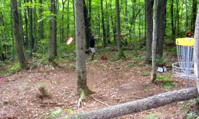 Mont Ham, Main course, Hole 4 Putt