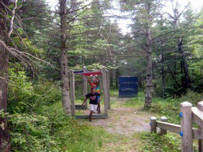 Mont Ham, Main course, Hole 9