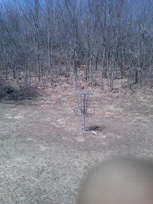 Buffumville Lake, Long Course, Hole 4 Putt