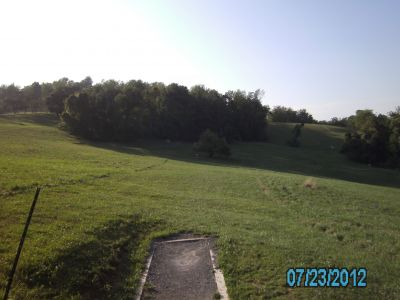 Dorsey's Knob DGC, Main course, Hole 7