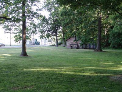 Painesville Recreation Park, Main course, Hole 14 Tee pad