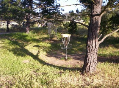Sinsheimer Park, Main course, Hole 4 Putt