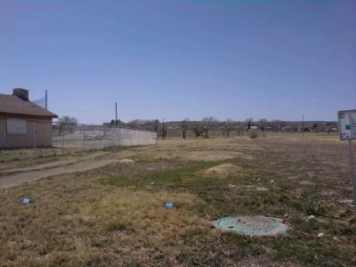 New Mexico Highlands University, Main course, Hole 12 Long tee pad