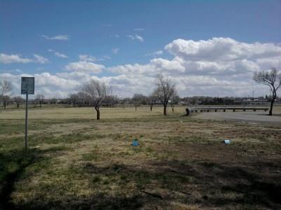 New Mexico Highlands University, Main course, Hole 10 Long tee pad